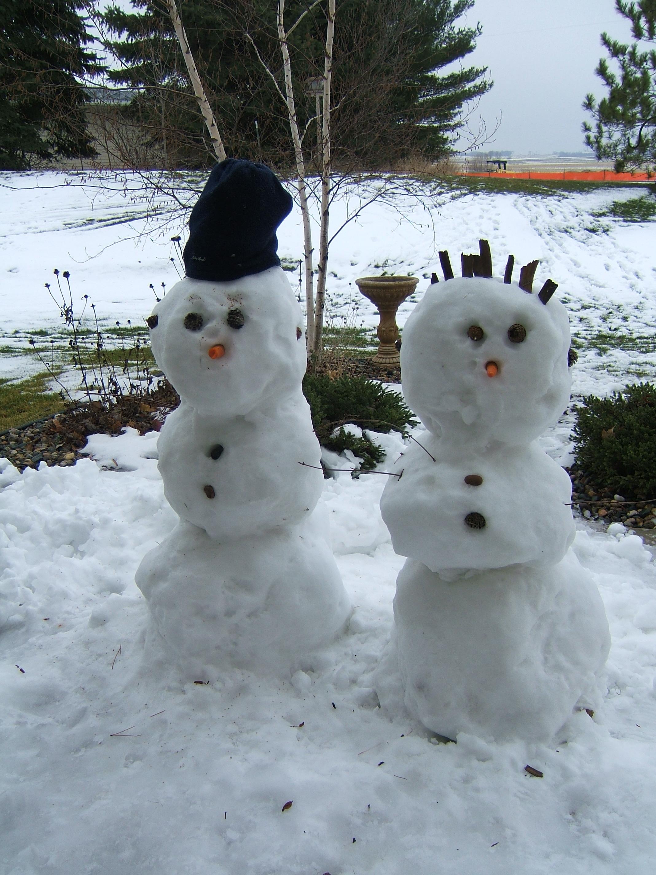 Frosty Mosts