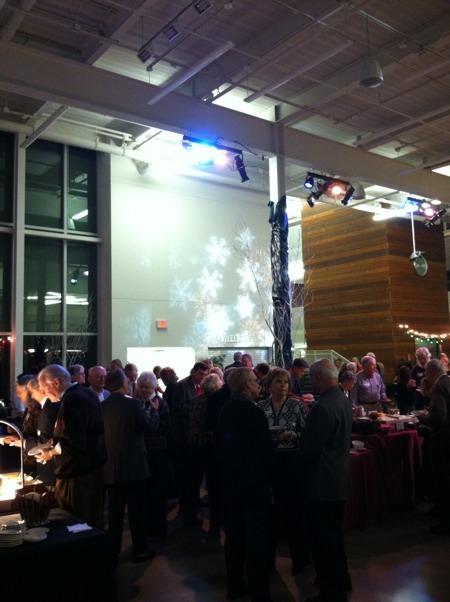 Weitz Center Party