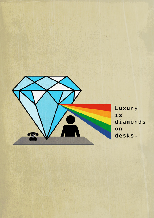 Luxury Is...