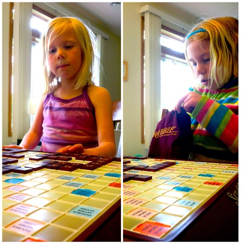 Scrabblers