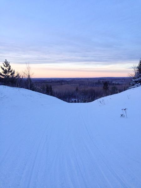 Wakemup Hill Vista