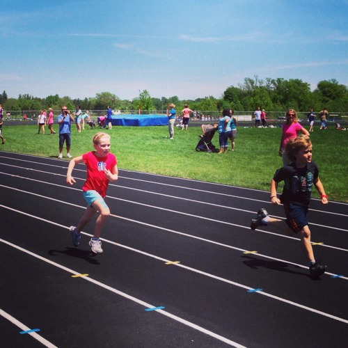 Track and Field, Fourth Grade Style