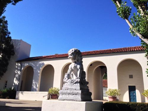 Mills College Lion