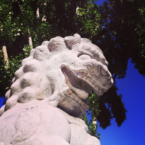 Mills College Lion II