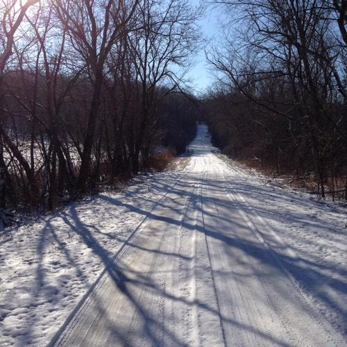 Winter Riding Goals