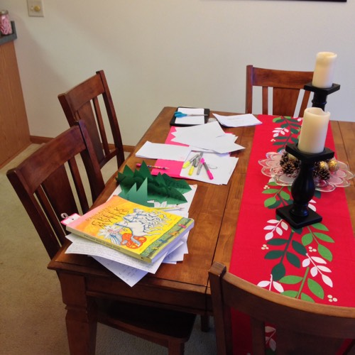 Kitchen Table Workshop