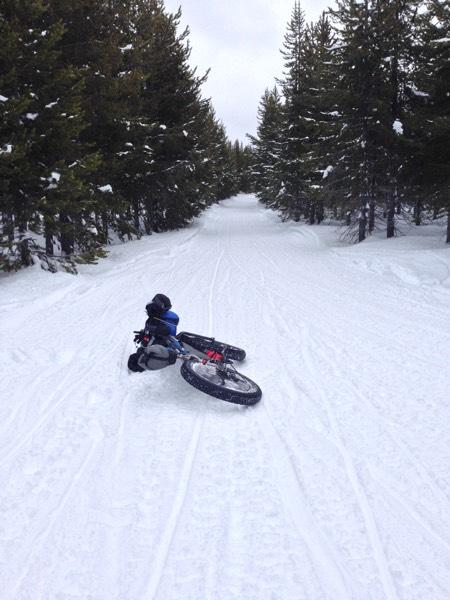 South Plateau Trail