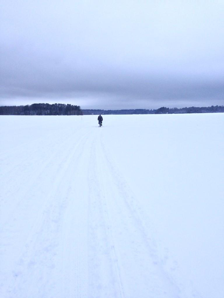On Elephant Lake