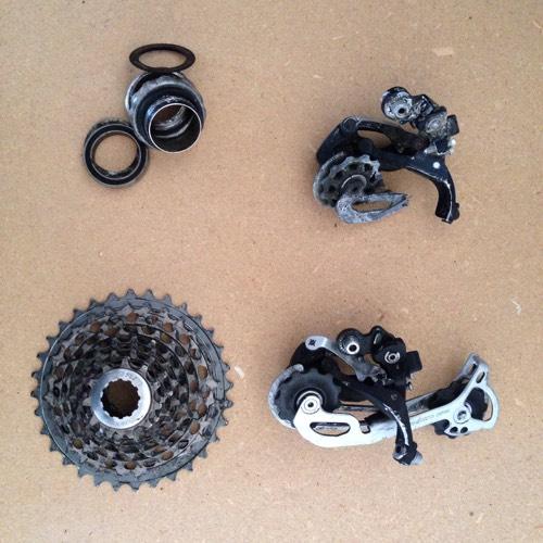 Bike Junk
