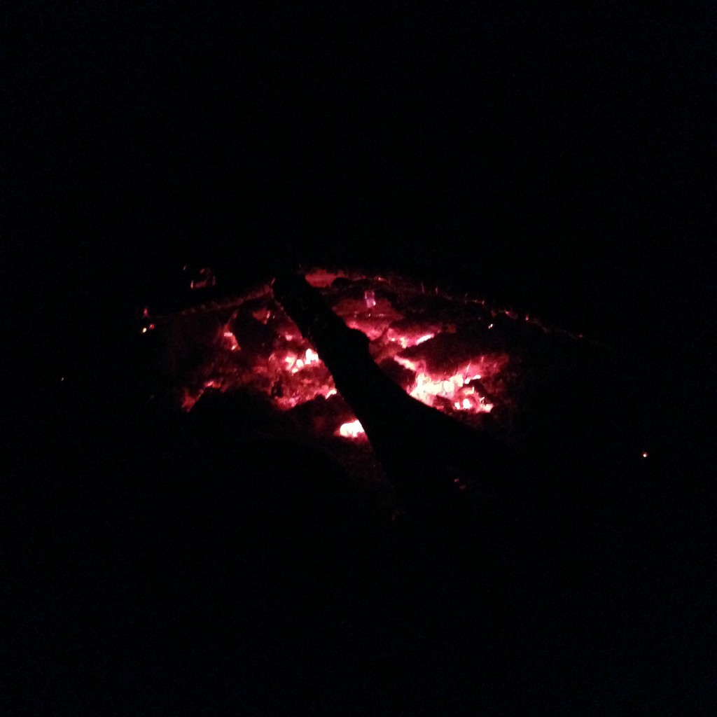 Midnight Campfire