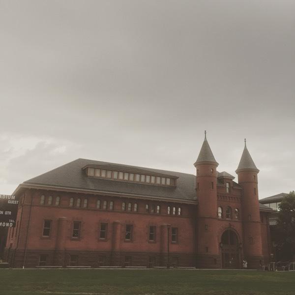 Campus Center at Wesleyan
