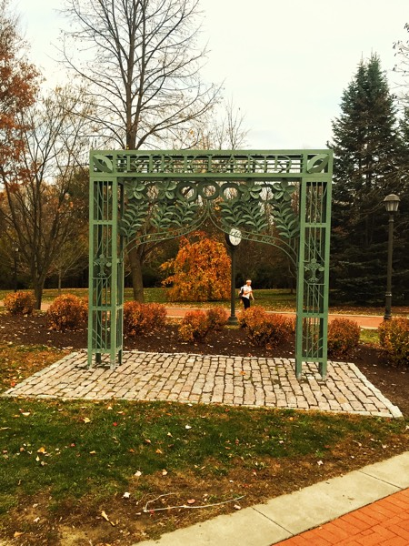 Kirkland College Memorial
