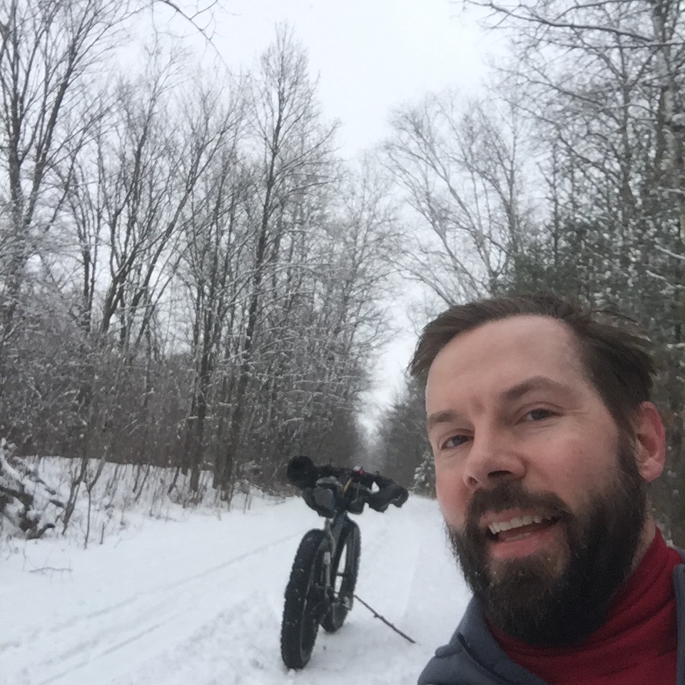 Feelin' Good about the Tuscobia Trail