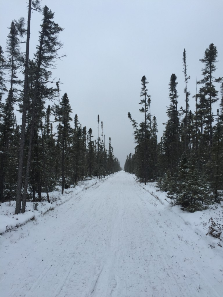 The Arrowhead Trail, near Kabetogama Lake