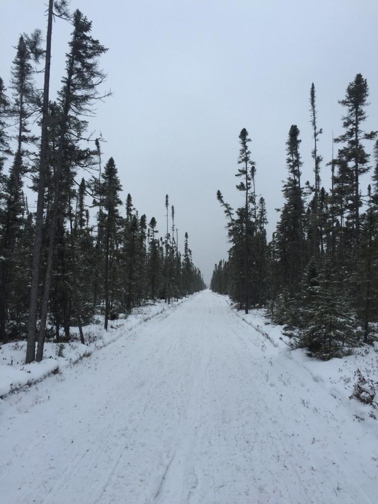 The Arrowhead Trail, near Kabetogama Lake