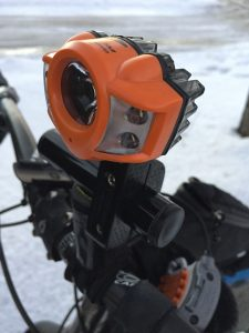 headlight setup (front)